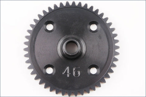 KYOSHO SPUR GEAR FOR INFERNO MP9 - 46 TOOTH , Spur gear - Kyosho, Fastlaphobby.com LLC