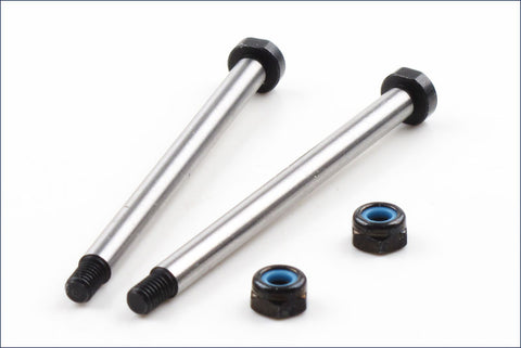 KYOSHO HARD REAR LOWER SUSPENSION SCREWS FOR INFERNO MP9 , Suspension shafts - Kyosho, Fastlaphobby.com LLC
