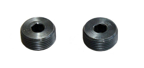 MUGEN STEEL ADJUSTING NUT (FOR PILLAR BALL) 2PCS X7, X6 , pillar balls - Mugen Seiki, Fastlaphobby.com LLC