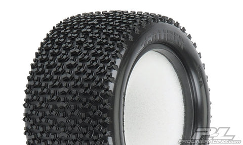 "Pro Line CALIBER 2.2"" M4 (SUPER SOFT) OFF-ROAD BUGGY REAR TIRES (2) , 1/10 Buggy Tires - rear - Pro-Line, Fastlaphobby.com LLC  - 1"