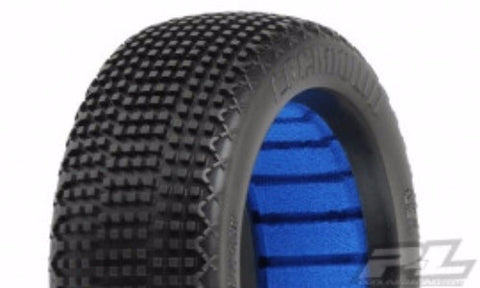 PRO-LINE LOCKDOWN M3 (SOFT) OFF-ROAD 1:8 BUGGY TIRES (2) , 1/8 buggy tires - Pro-Line, Fastlaphobby.com LLC