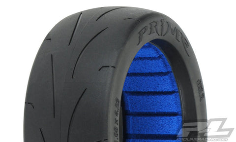 PRO-LINE PRIME MC (CLAY) OFF-ROAD 1:8 BUGGY TIRES (2) , 1/8 buggy tires - Pro-Line, Fastlaphobby.com LLC  - 1
