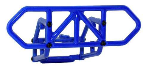 RPM REAR BUMPER FOR TRAXXAS SLASH 4X4 - BLUE , Rear bumper - RPM, Fastlaphobby.com LLC