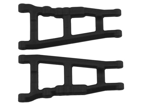 RPM FRONT OR REAR A-ARMS FOR TRAXXAS SLASH, STAMPEDE AND RALLY (BLACK) , A-arms - RPM, Fastlaphobby.com LLC