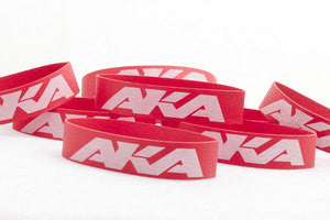 AKA TIRE MOUNTING BANDS 1:8 / 1:10 (8 PCS) , Tire mounting bands - AKA, Fastlaphobby.com LLC