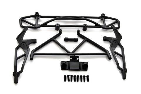 HABAO REAR BUMPER SET FOR HYPER 10SC #11026 , Rear bumper - Habao, Fastlaphobby.com LLC