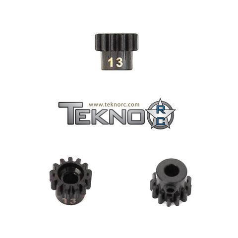 TEKNO RC M5 PINION GEAR 13T (MOD1, 5MM BORE, M5 SET SCREW) , pinions - Tekno, Fastlaphobby.com LLC