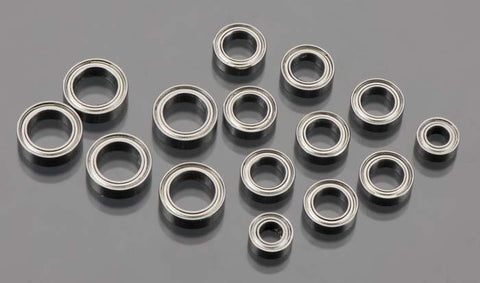 LATRAX BEARINGS: 4X8MM ( 2 )  6X10MM  ( 8 )  8X12MM ( 5 ) , Bearings - LaTrax, Fastlaphobby.com LLC