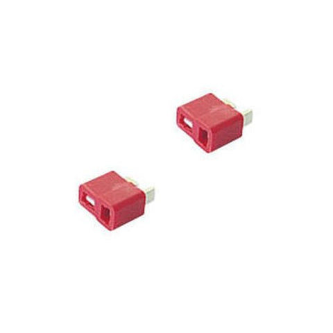 DEANS 2 PACK FEMALE ULTRA PLUG , Connectors - Deans, Fastlaphobby.com LLC