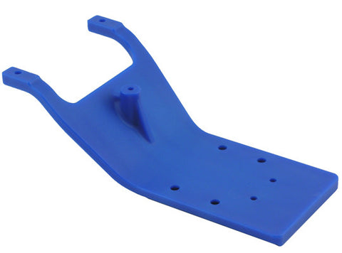 RPM REAR SKID PLATE FOR TRAXXAS SLASH - BLUE , Skid plate - RPM, Fastlaphobby.com LLC  - 1