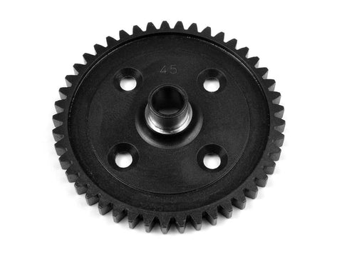 TEAM XRAY CENTER DIFF SPUR GEAR 45 - 47T XB8/9 , Spur gear - Xray, Fastlaphobby.com LLC
