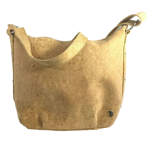 Lily, Blond Shoulderbag - Cork