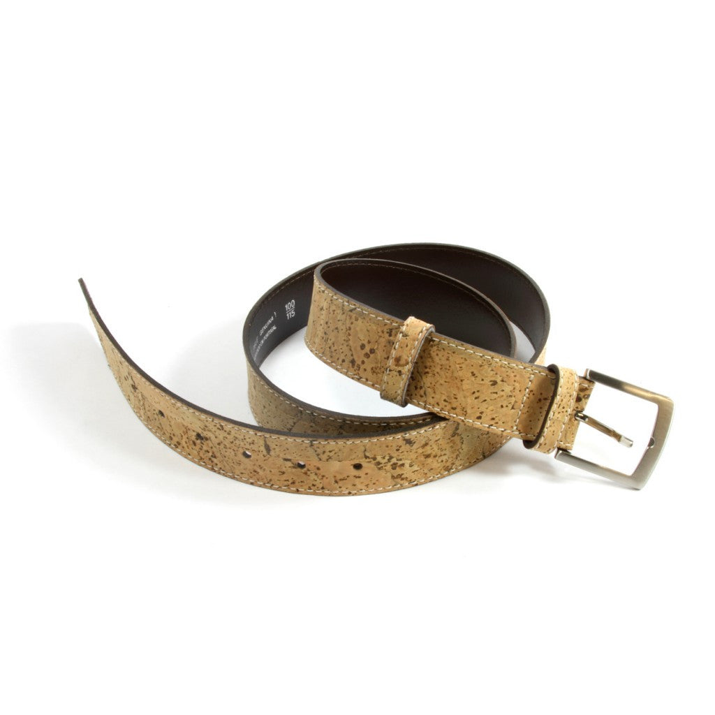 "42"" Sporty Belt, Rustic - Cork"