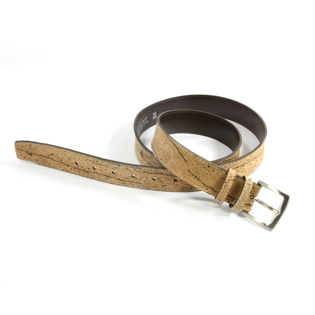 "42"" Sporty Belt, Zebra - Cork"