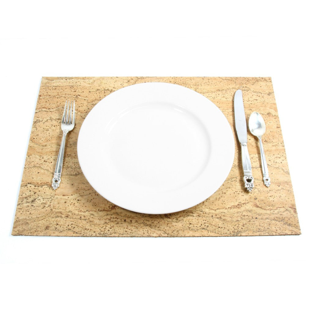 Placemat, Natural, each - CURRENTLY OUT OF STOCK - Cork