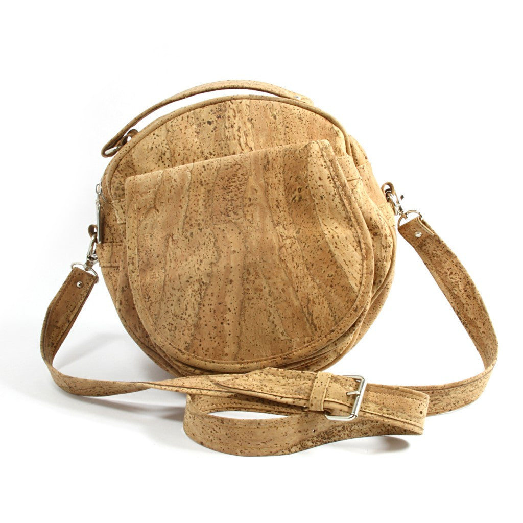 Canteen, Natural Shoulderbag - Cork