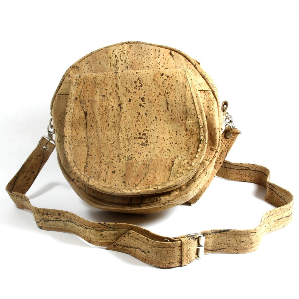 Canteen, Rustic Shoulderbag - Cork