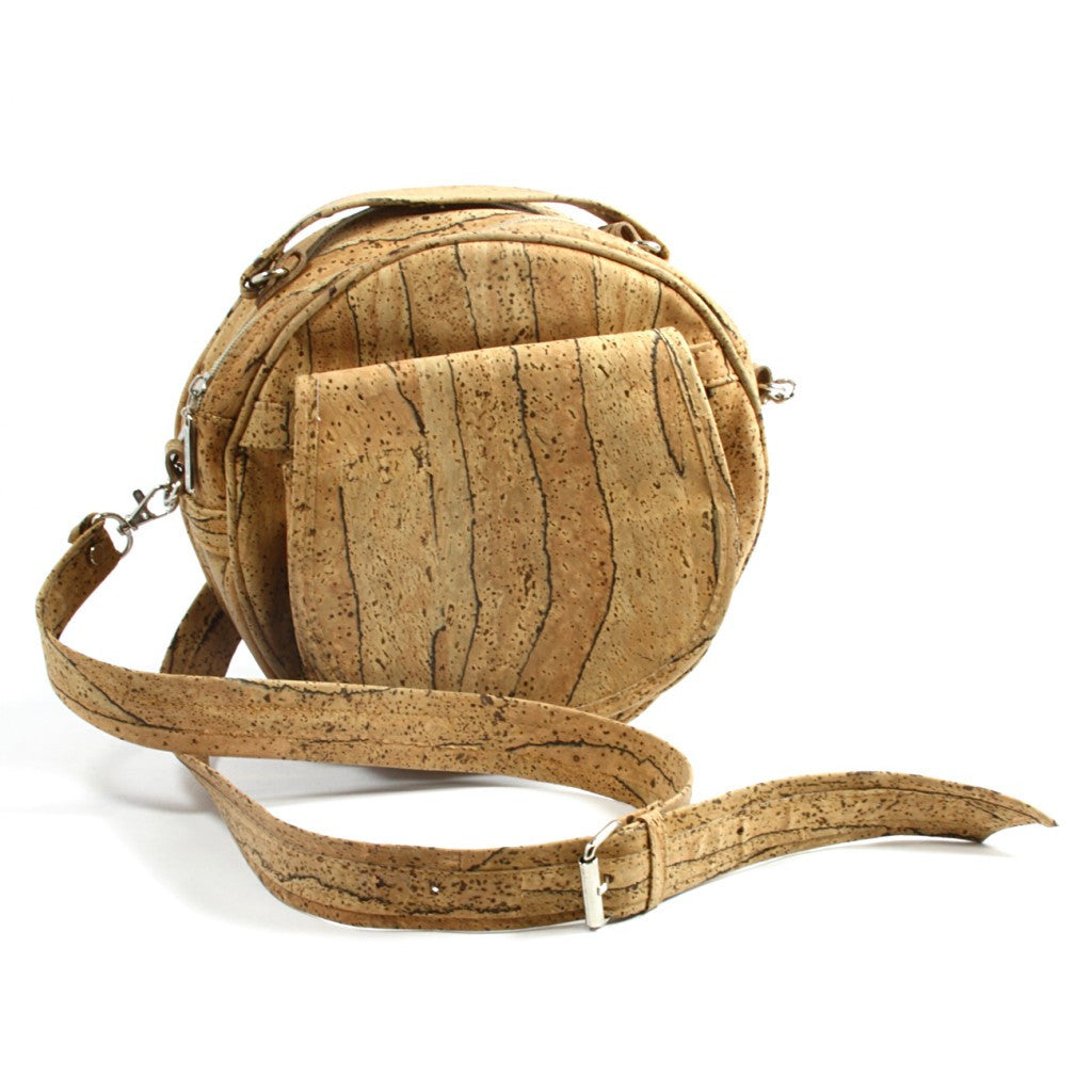 Canteen, Zebra Shoulderbag - Cork