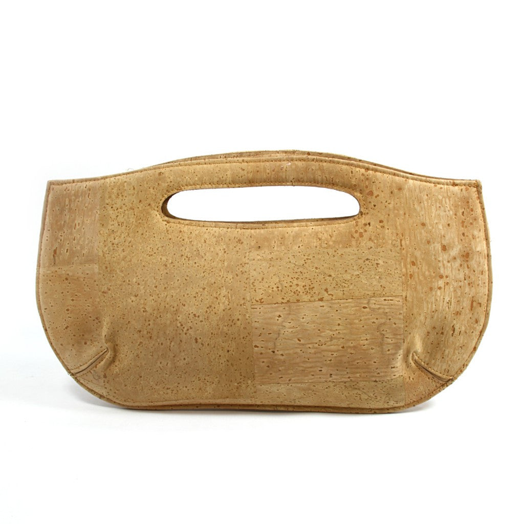 Elsa, Natural Clutch - Cork