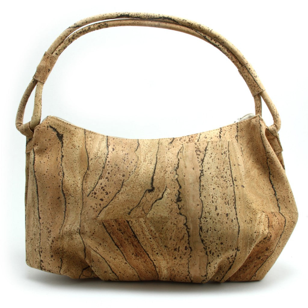 Sling, Zebra Shoulderbag - Cork