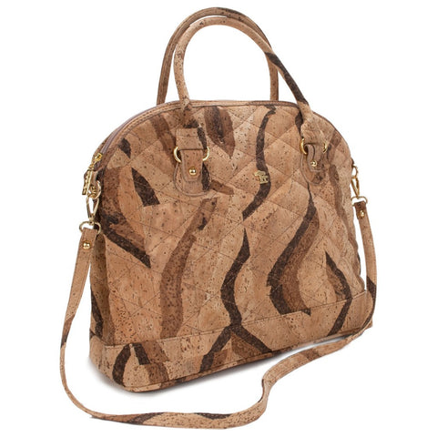 Courtney Quilted, Baby Tiger - Cork