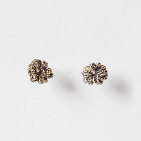 Bronze Globule Earrings