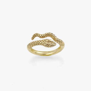 Egyptian Snake Ring