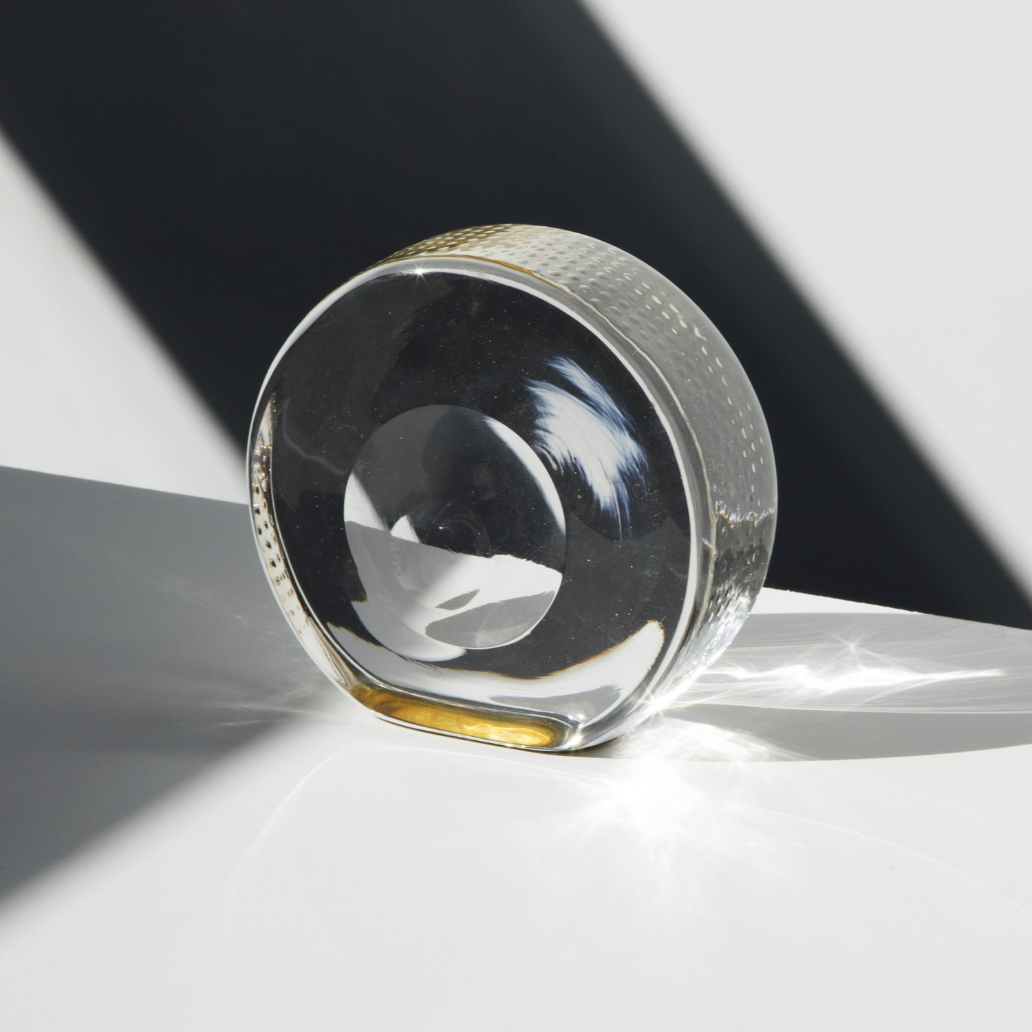 Clear Glass Object