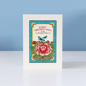 Marvelous Mum Card
