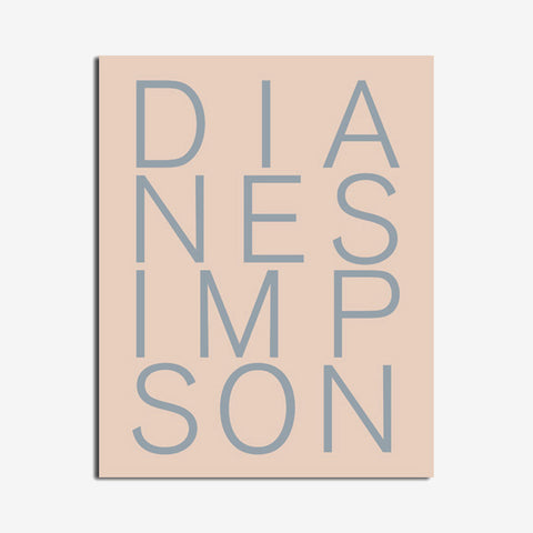 Diane Simpson Catalogue - 2016