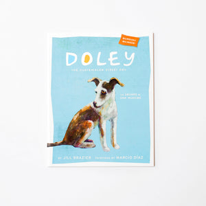 Doley the Guatemalan Street Dog