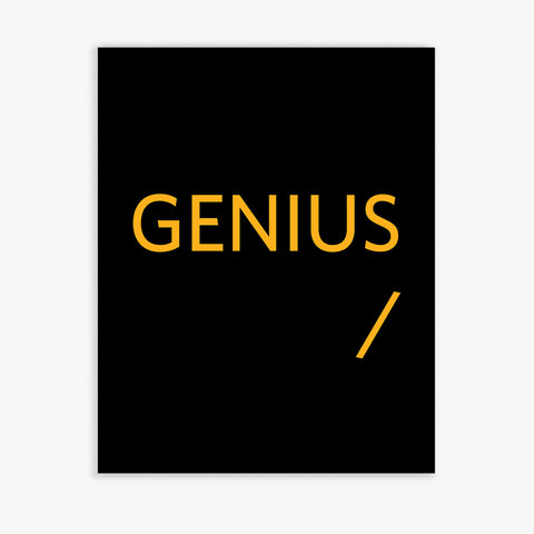 Genius / 21 Century / Seattle