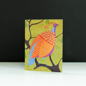 Partridge Holiday Cards