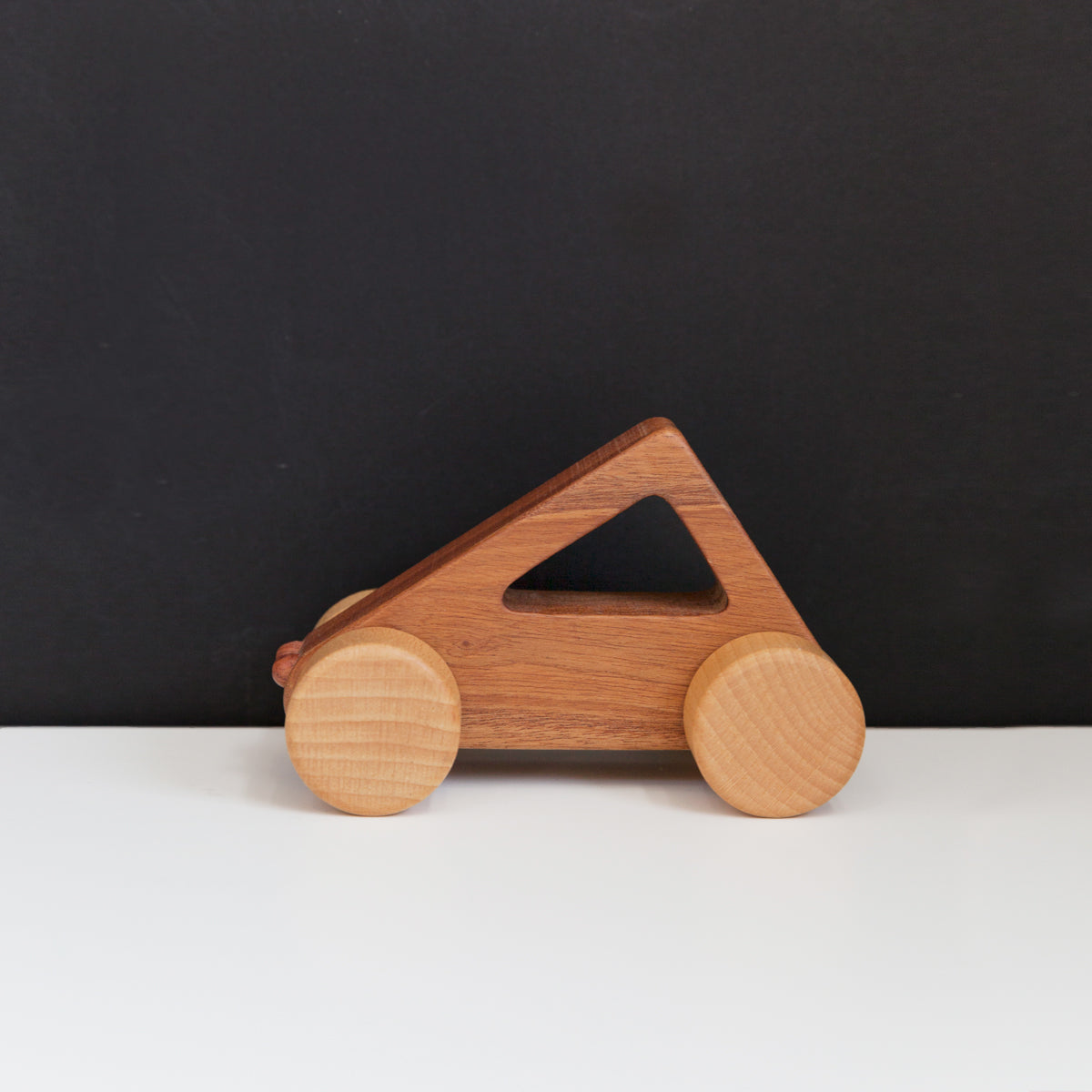 Wooden Car – Triangle