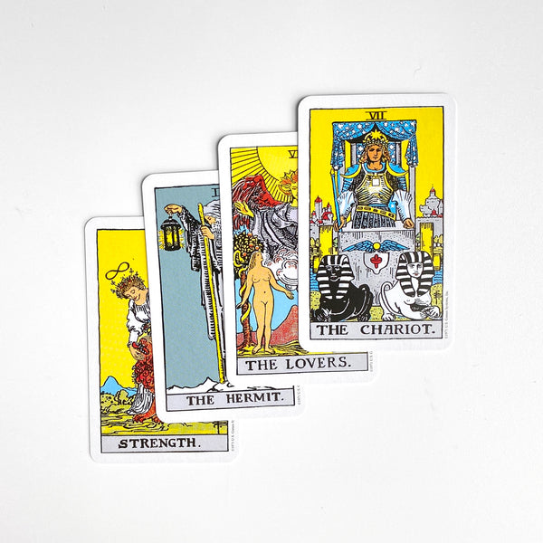 Mini Rider-Waite Tarot Deck