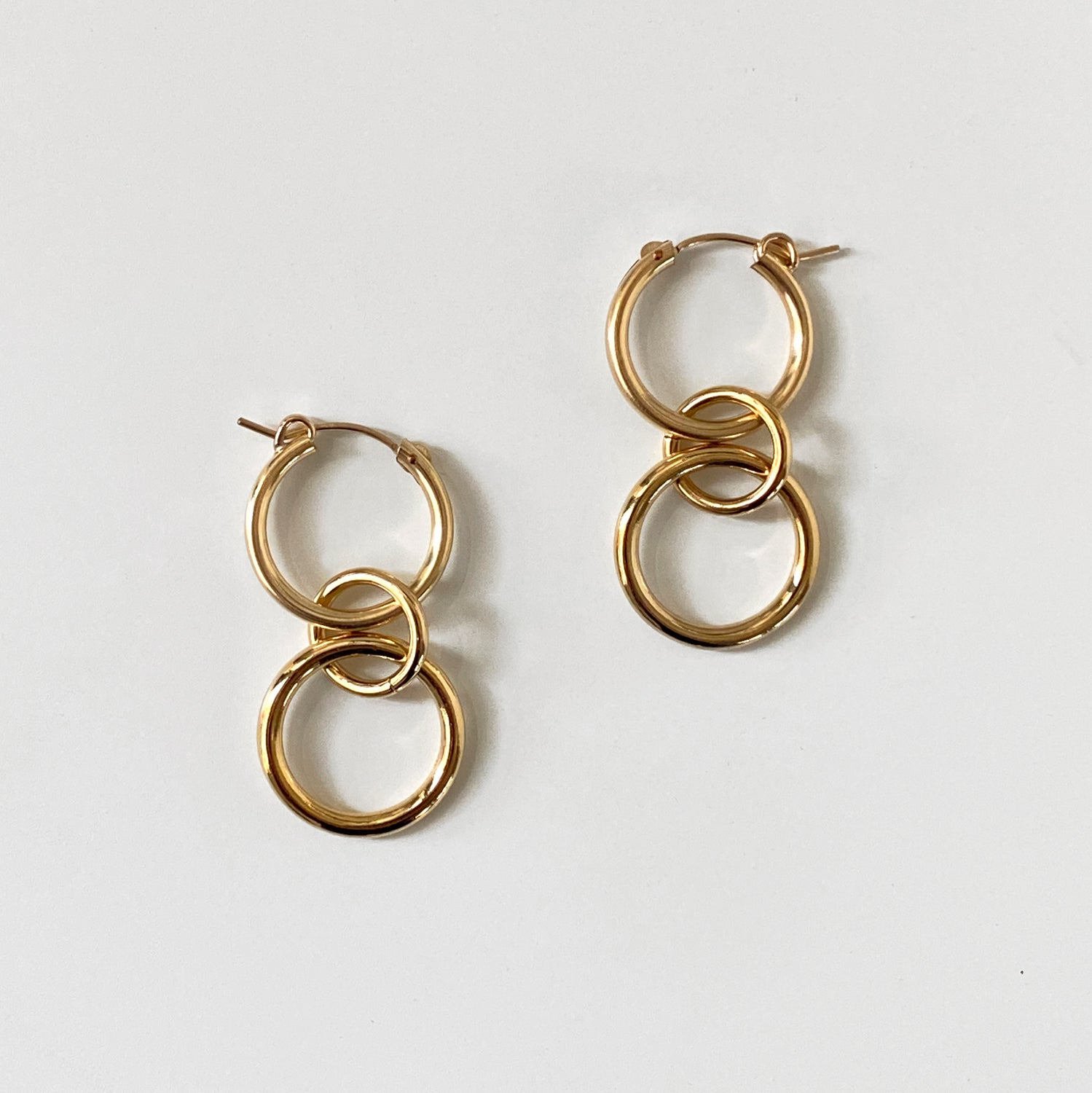 Stacked Hoops