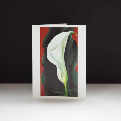 O'Keeffe Lily Holiday Cards