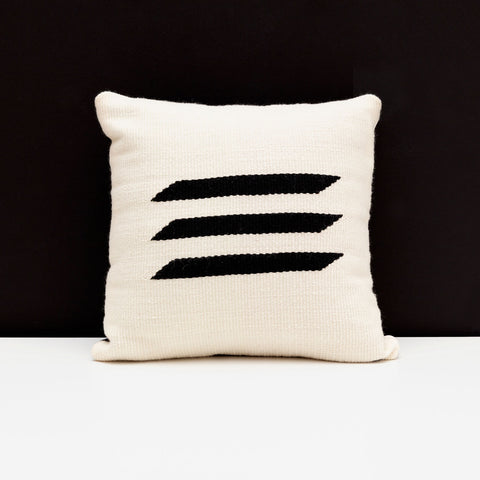 Triple Bar Pillow