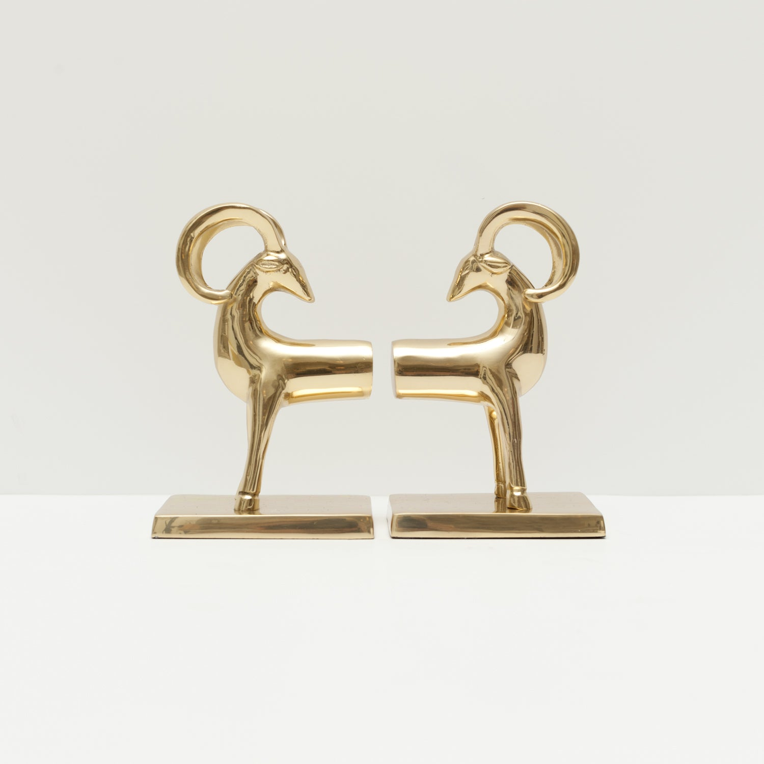Gazelle Bookends