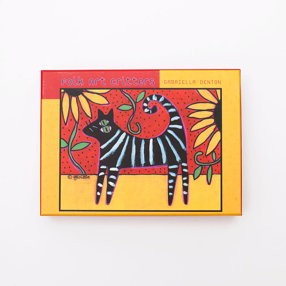Folk Art Notecards