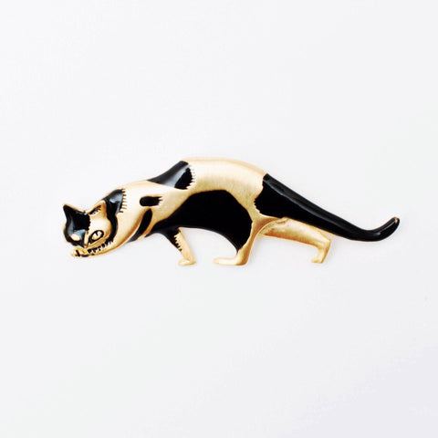 Marcks Cat Brooch
