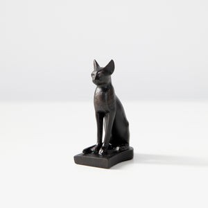Small Egyptian Cat Figurine