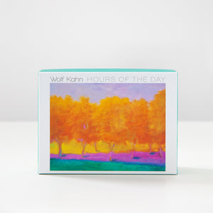 Hours of the Day Boxed Notecards