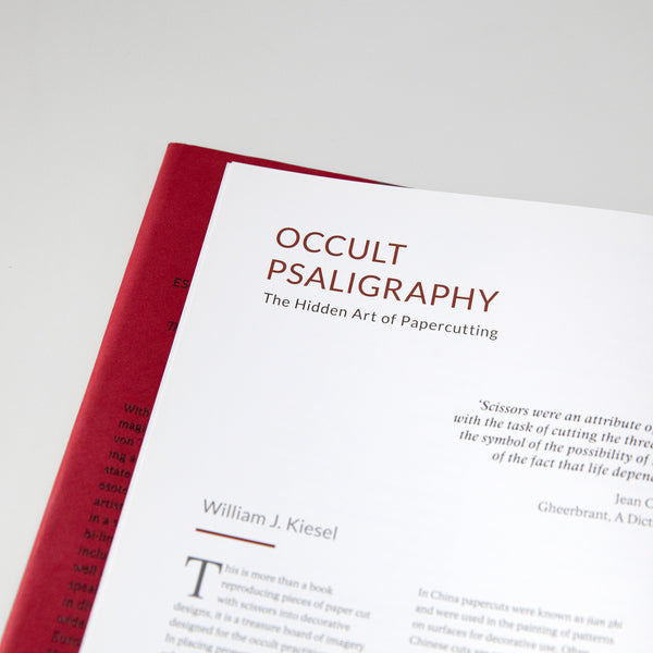 Occult Psaligraphy