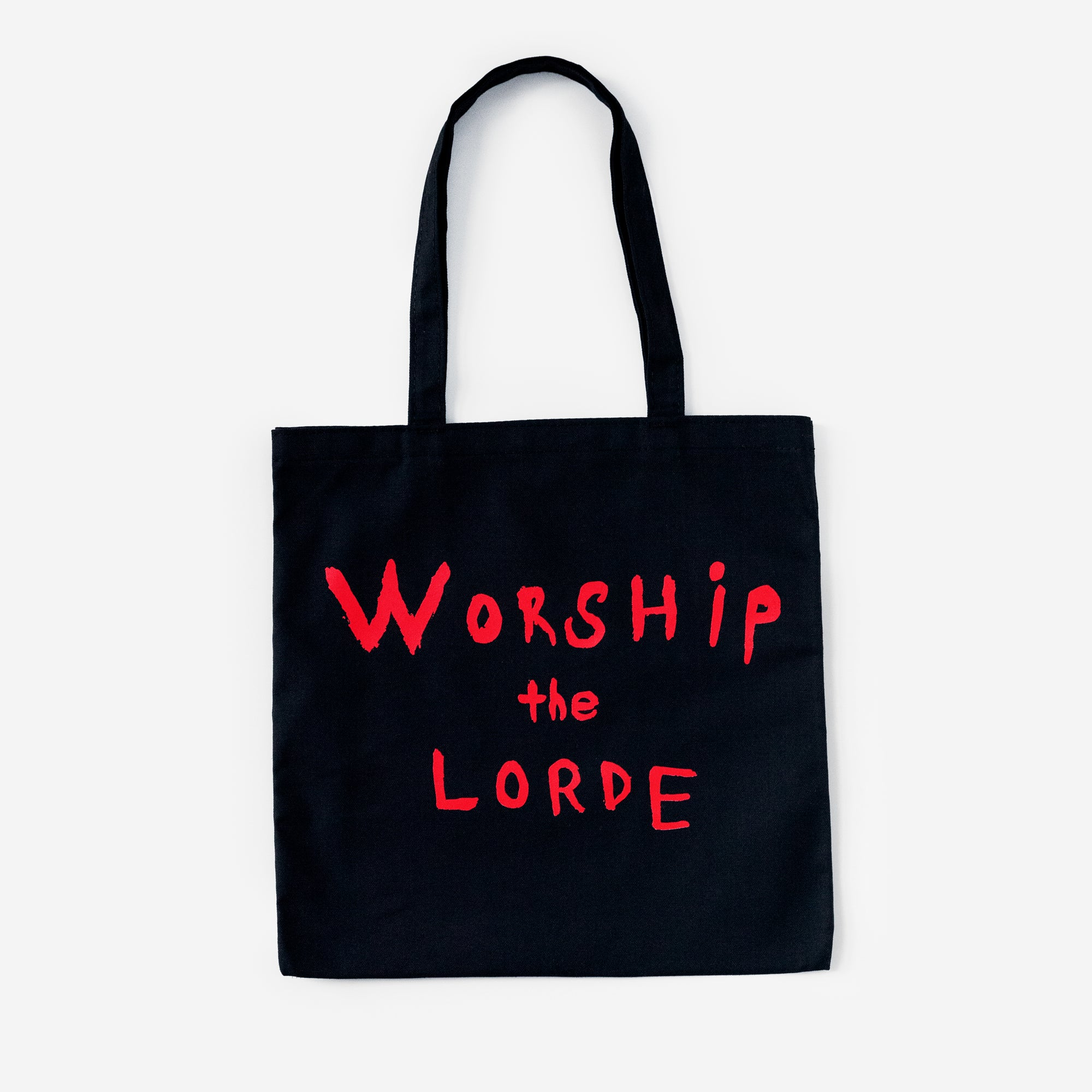 Worship the Lorde Tote