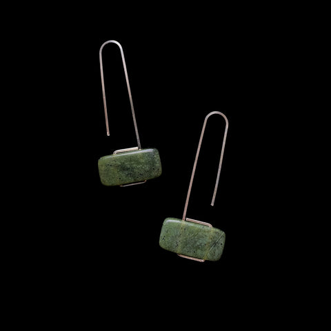 Jade Marcel Earrings