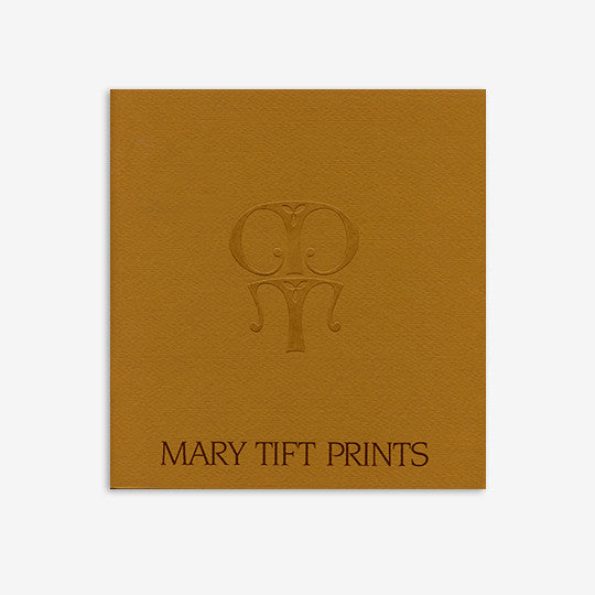 Mary Tift Prints | 1956-1983