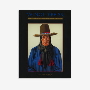 Winold Reiss | Native American Portraits