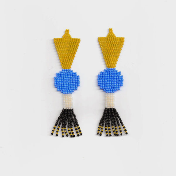 Luna Azul Earrings