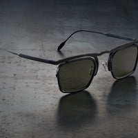 Capote Eyewear- 528HZ - Black - Black Smoke -
